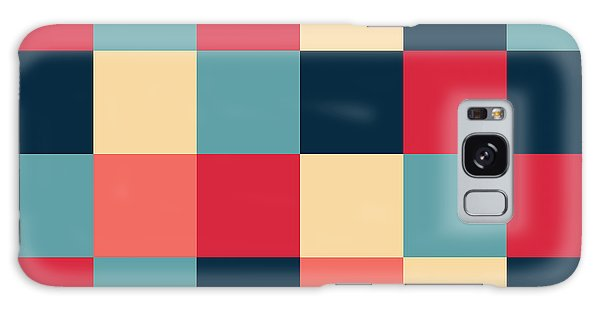 Artwork Pattern Galaxy Case by Mike Taylor