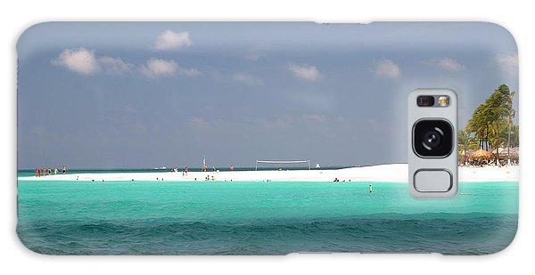 Aruba Galaxy Case by Living Color Photography Lorraine Lynch