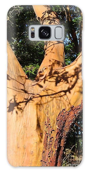 Arbutus - Shadows From Above Galaxy Case