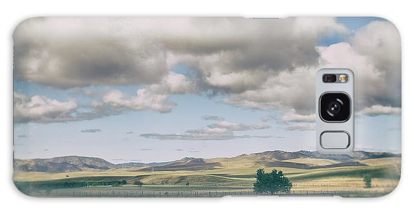 Cloudscape Galaxy Case - As If There Weren't A Care In The World by Laurie Search