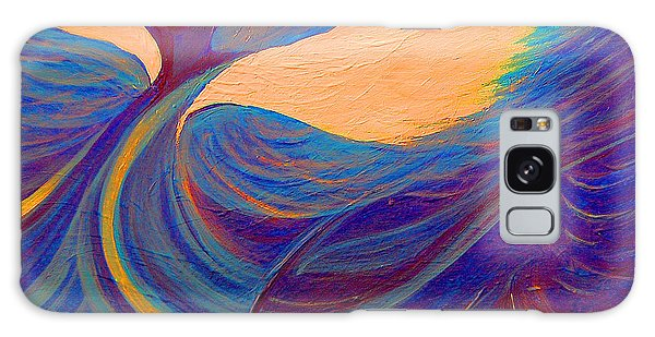 Feather Stars Galaxy Case - Ascension By Jrr by First Star Art