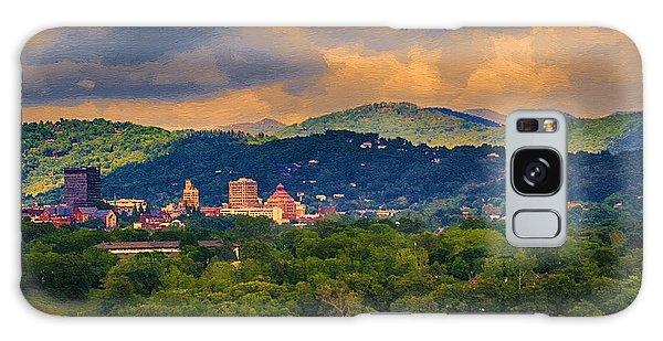 Asheville North Carolina Galaxy Case