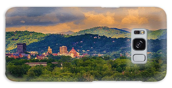 Asheville North Carolina Galaxy Case