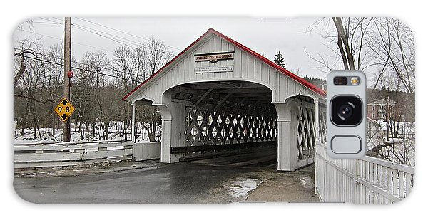Ashuelot Bridge Galaxy Case