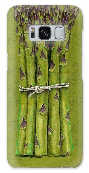 Asparagus Galaxy Case - Asparagus by Brian James