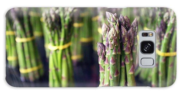 Asparagus Galaxy Case - Asparagus by Tanya Harrison