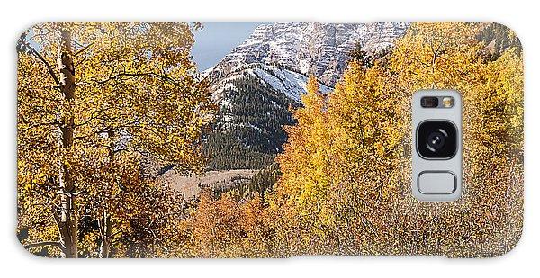 Aspen And Mountains 5 Galaxy Case