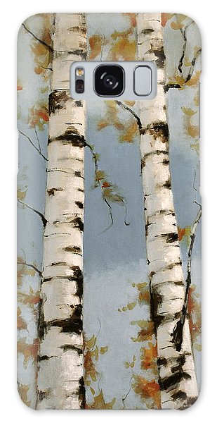 Aspen Autumn Galaxy Case by Richard Hinger