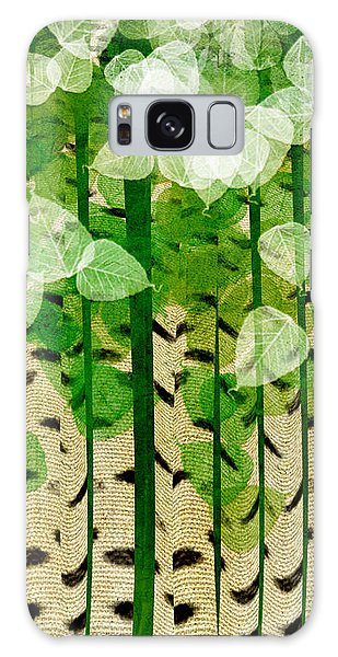 Aspen Colorado Abstract Square 2 Galaxy Case by Andee Design