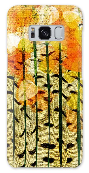 Aspen Colorado Abstract Square 4 Galaxy Case by Andee Design