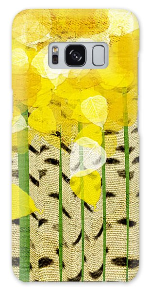 Aspen Colorado Abstract Square Galaxy Case by Andee Design