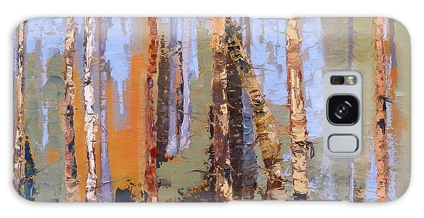 Aspen Forest Colorado Galaxy Case