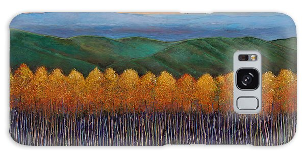 Sangre De Cristo Galaxy Case - Aspen Perspective by Johnathan Harris