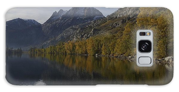 Aspen Trees Carson Peak And Reflections Galaxy Case