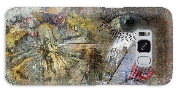 Asperger's Galaxy Case by Nola Lee Kelsey