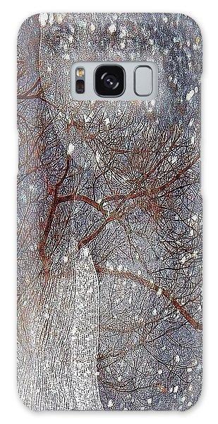 Asphalt - Portrait Of A Lady Galaxy Case