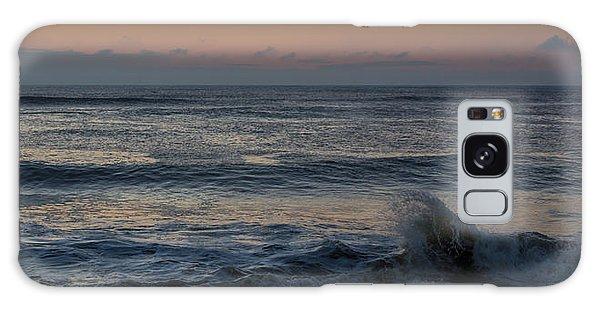 Assateague Waves Galaxy Case