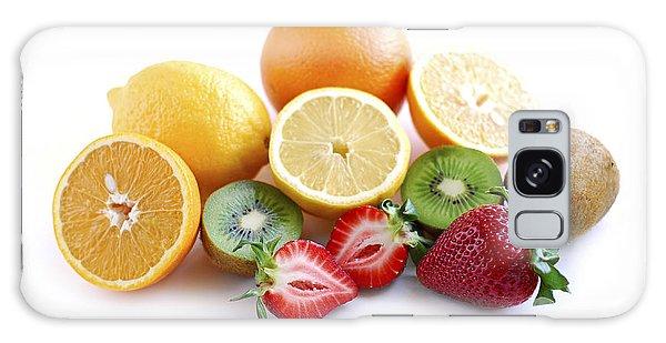 Assorted Fruit Galaxy Case by Elena Elisseeva