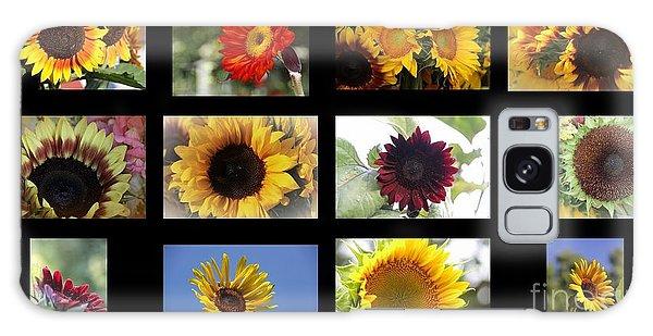 Assorted Sunflower Galaxy Case