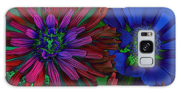 Asters Galaxy Case