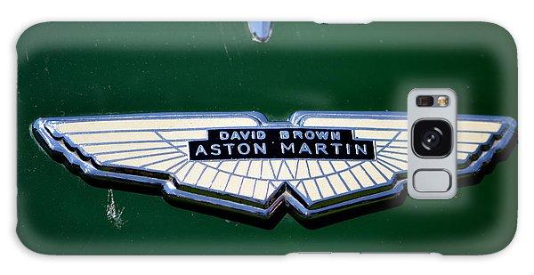 Aston Martin Badge Galaxy Case