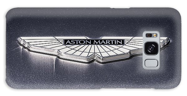 Aston Martin Badge Galaxy Case by Douglas Pittman