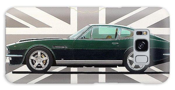 Aston Martin V8 Vantage Galaxy Case
