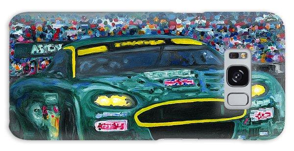 Aston Martin Wins Le Mans 2008 Pop Galaxy Case