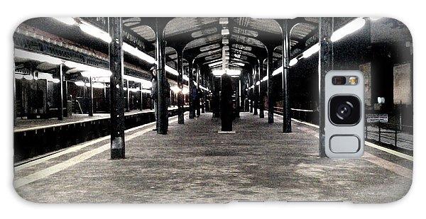 Astoria Boulevard Galaxy Case by James Aiken