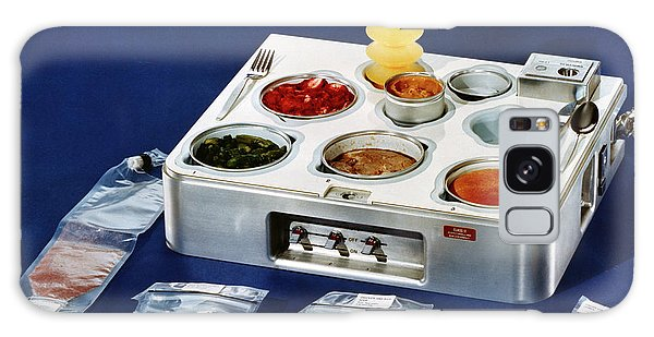 Asparagus Galaxy Case - Astronaut Food by Nasa