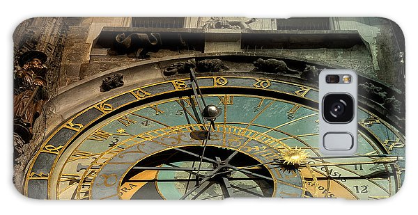 Astronomical Clock Galaxy Case by Sergey Simanovsky