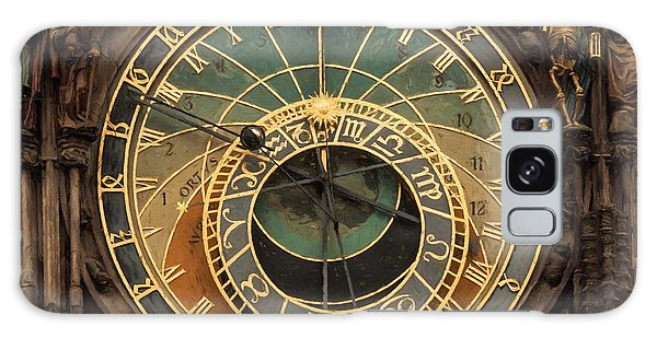 Astronomical Clock Galaxy Case
