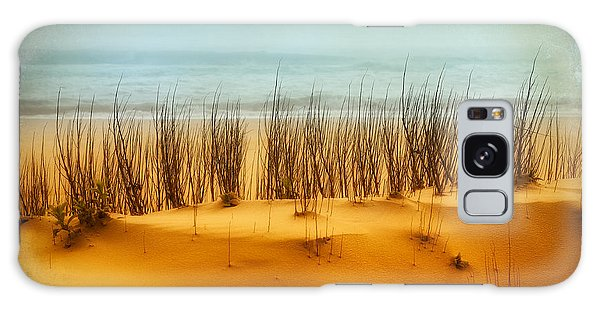 At The Beach - Outer Banks II Galaxy Case