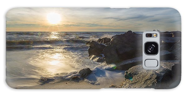 Cape May Galaxy Case - At The Point by Kristopher Schoenleber