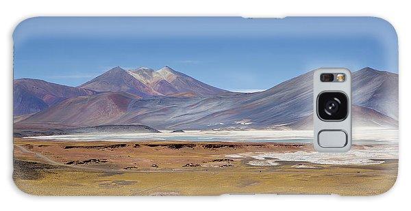 Atacama Hills Galaxy Case
