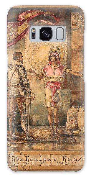 Atahualpa's Ransom Helen Maitland Armstrong Galaxy Case
