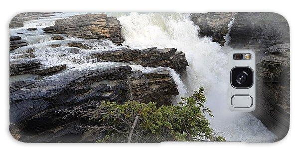 Athabasca Falls Jasper Galaxy Case