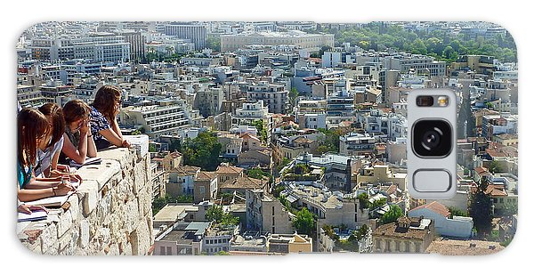 Athenian Scholars Galaxy Case