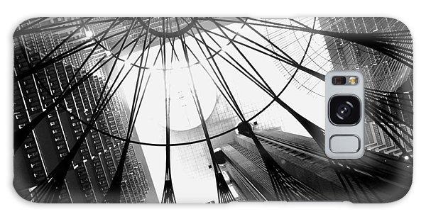 Atlanta Marriott Marquis Atrium Galaxy Case by Cleaster Cotton
