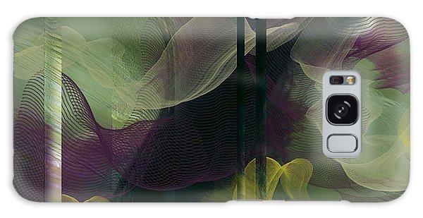Atlantian Scarves Galaxy Case by Constance Krejci