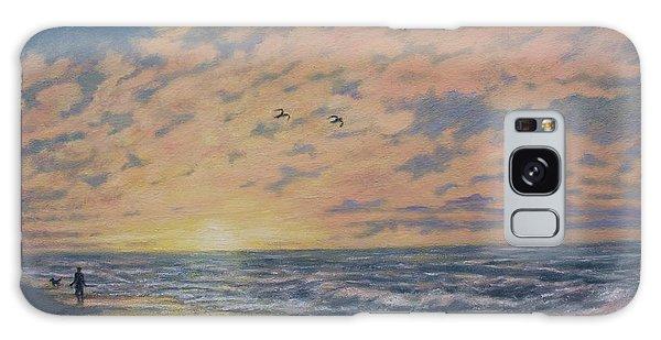 Atlantic Dawn # 2 By K. Mcdermott Galaxy Case