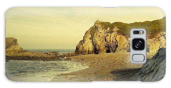 Atlantic Ocean Galaxy Case - Atlantic Seascape Asturias Spain by Juan  Bosco