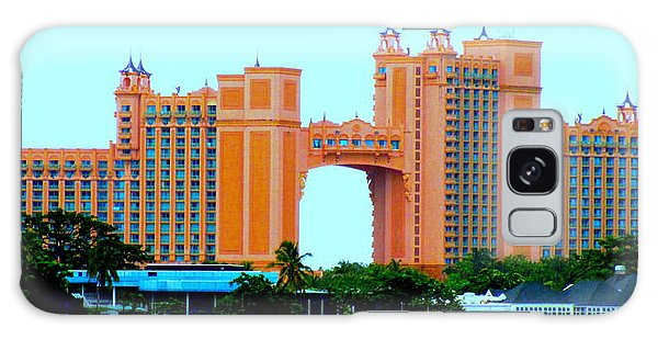 Atlantis Bahamas Galaxy Case