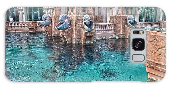 Atlantis Resort In The Bahamas Galaxy Case by Timothy Lowry