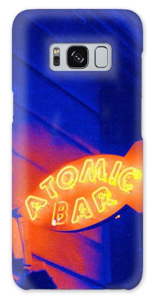 Atomic Bar Galaxy Case