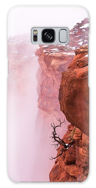 Mist Galaxy Case - Atop Canyonlands by Chad Dutson