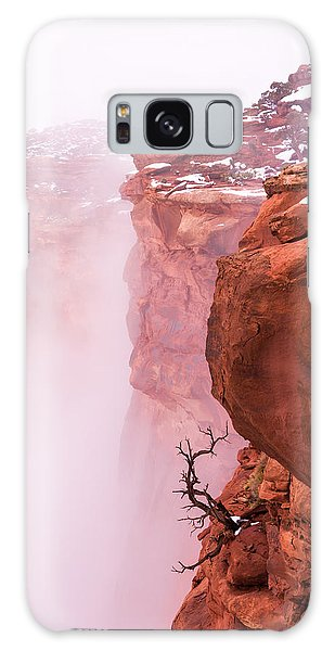 Islands In The Sky Galaxy Case - Atop Canyonlands by Chad Dutson