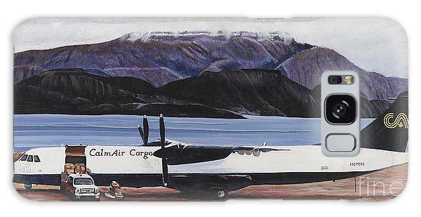 Atr 72 - Arctic Bay Galaxy Case
