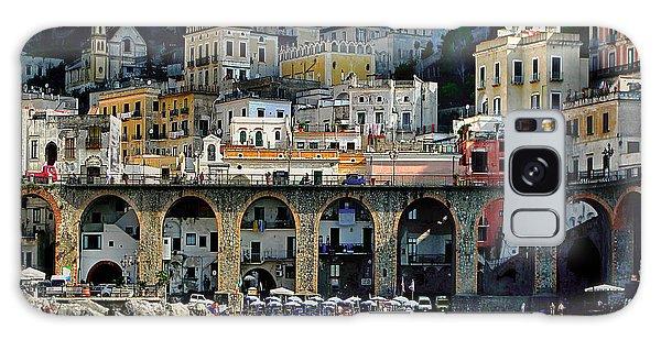 Atrani. Amalfi Coast Galaxy Case