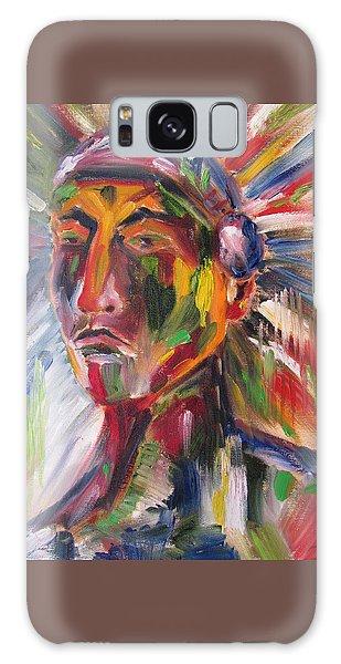 Atsila, Native American Galaxy Case